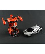 Kingco Transformer RC Remote Control Deformation Robot Car - $42.99+