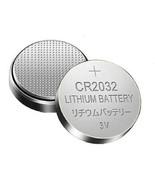 2x  CR2032,  3V Lithium Coin Batteries,  Button Cells. - $1.49