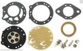 REBUILD repair kit CARBURETOR tillotson HL RK113HL - $19.40