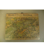 THE  MILWAUKEE JOURNAL,MEN'S&RECREATION SECTION,WOOD SIGN,1963, COLLECTI... - $95.00