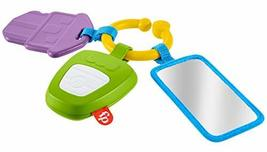 Fisher-Price Hit The Road Activity Keys, Take-Along Baby Rattle & Teethi... - $9.45