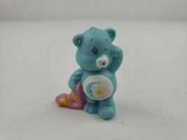 "Vintage Care Bears 2"" Figure Bedtime Sleepy Bear Holding Blanket AGC 1984  - $9.99"
