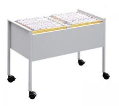 Durable 308223 Desserte Mobile pour 100 Dossiers Suspendus Format A4...  - $142.05