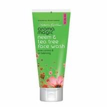 Aroma Magic Neem and Tea Tree Face Wash, 200ml - $16.78