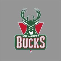 Milwaukee Bucks NBA Team Logo Vinyl Decal Sticker Car Window Wall Cornhole - $6.28+