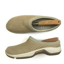 MERRELL Moc Encore Breeze 2 Clog Mule Air Cushion Women's Shoe Mesh Size 9.5 - $17.83