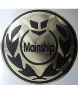 "MainShip Boat Vinyl decals (2) 6"" Choose 2 Colors Free Ship ! Buy Now ! - $14.72"