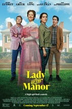 Lady of the Manor Movie Poster Justin Long Christian Long Film Print 24x... - $10.90+