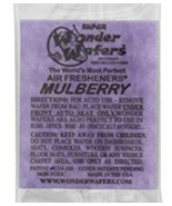 16- Wonder Wafers MULBERRY ~ Scent~Amazingly Fresh~ Air Freshener Home Auto - $8.15