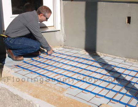 SunTouch ProMelt Snow Melting 2 X 52 - 104 sq 240 V 50W