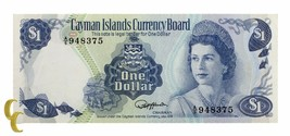 1974 Cayman Islands Moneda Board (Au ) About que No Ha Circulado Estado - $39.68