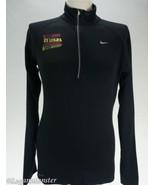Nike Women's Marathon 2010 Small Pullover 1/4 Zip Shirt I Run To Be - $30.00