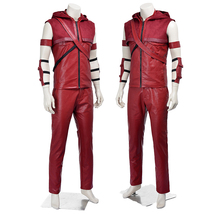 Arrow Roy Harpe Cosplay Costume Red Arrow Halloween Christmas Carnival Outfit - $136.00