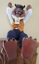 "13"" Disney Beauty And The Beast Hasbro -  Beast  Figure kids Toy Doll pr... - $21.87"