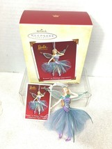 2005 Barbie as Titania  Hallmark Christmas Tree Ornament MIB Price Tag - $18.32