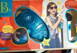 B. toys Microphone, Stand & Light-Up Base - Mic it Shine, Karaoke New Se... - $62.72