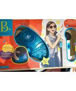 B. toys Microphone, Stand & Light-Up Base - Mic it Shine, Karaoke New Sealed - $62.72