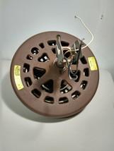 """Vintage Hunter Original 52"""" Ceiling Fan Model 25572 Chestnut Brown - $179.99"""