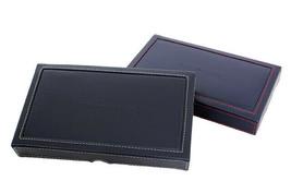 Tommy Hilfiger Leather Secretary Checkbook ID Zip Coin Organizer Yen Wallet image 2