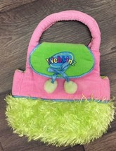 Webkinz Animal Purse Carrier Pink And Green - $8.59