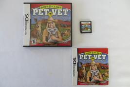Paws & Claws: Pet Vet -- Australian Adventures  (Nintendo DS, 2009) - $5.89
