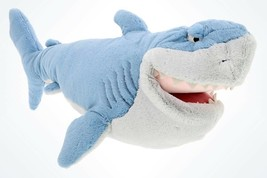 "Disney Parks Finding Nemo Bruce Talking Plush 17"" New With Tags - $29.33"