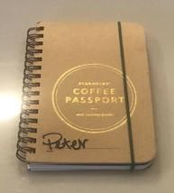 Starbucks Coffee Passport - $11.58