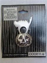 Black Cat On Jack-O-Lantern Nightmare Before Christmas Authentic Disney Pin - $39.99