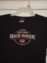 Harley- Davidson 2008 Daytona Beach FL. Bike Week Size Med T Shirt - $14.00