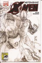 SDCC 2008 Marvel Astonishing X-Men #25 Variant Edition VF/NM Unread - $9.95