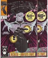 Marvel The Silver Surfer Lot Issue #50 Thanos 1st & 2nd Printing VF/NM U... - $24.95