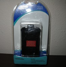 Black Plastic Holster for Samsung SCHU960 Phone New & Sealed #D52 - $9.99