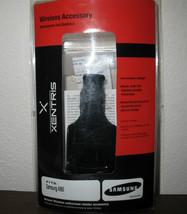 Verizon Black Plastic Holster for Samsung A850 Phone New and Sealed #845 - $9.99
