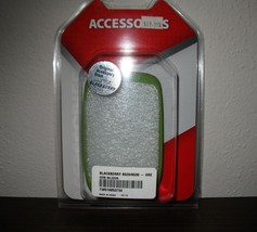Green Silicone Sleeve Snap on Cover for Blackberry 8520/8530 Phone New #D27 - $9.99