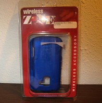 Blue Plastic Snap On Cover for LG VS700 Phone New & Sealed #D68 - $9.99