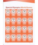 Los Angeles Apr 2015 Special Olympics World Games - 20 (USPS) FOREVER ST... - ₨1,037.23 INR