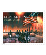 2014 49c The War of 1812: Fort McHenry Scott 4921 Mint F/VF NH - €1,40 EUR