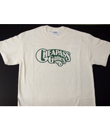 Size Adult 3XL - Cheapass Games Logo T-Shirt (Cream w/Green) - $10.00