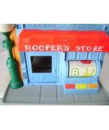 Sesame Street Characters, House &  Mr. Hooper's Store - $18.00