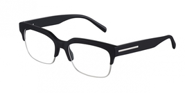 Prada PR 19RV PR19RV 1B0101 Matte Black 54mm  - $165.00