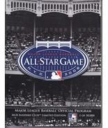 Major League Baseball ALL STAR GAME New York City 2008 Ltd Edition Program - $7.95