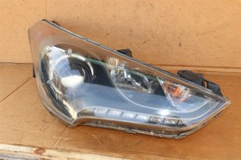 13-16 Hyundai Veloster Turbo Projector Headlight Lamp W/LED Passenger Right RH image 2