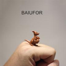 BAIUFOR Miniatures Terrarium Animals Kawaii Plastic - $9.95
