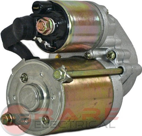 NEW STARTER MOTOR FITS HONDA GENERATOR EV6010 31210-ZA0984 CCW 12V 17 TEETH M...