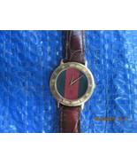 Gucci Women's 3000L Red Green Stripe Dial  Watch - $55.00