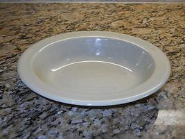 "Wedgwood China Drabware 10"" Oval Serving Bowl OLDER - $60.38"