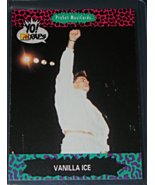 1991 ProSet MusiCards - YO! MTV RAPS - VANILLA ICE (Card# 87) - $5.00