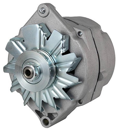 NEW ALTERNATOR FITS JOHN DEERE SKIDDER 440C 440D 448D 540D 548D 640 640D 648D...