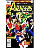 The Avengers Comic Book Cover Art Magnet #4 - $4.99