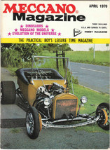 Vintage Issue of Meccano Magazine for April 197... - $12.99